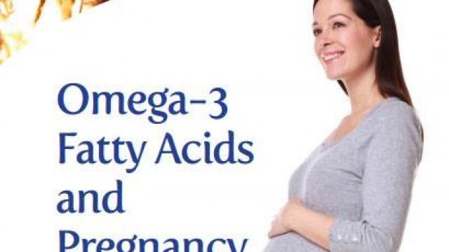 ω-3 λιπαρά οξέα και εγκυμοσύνη