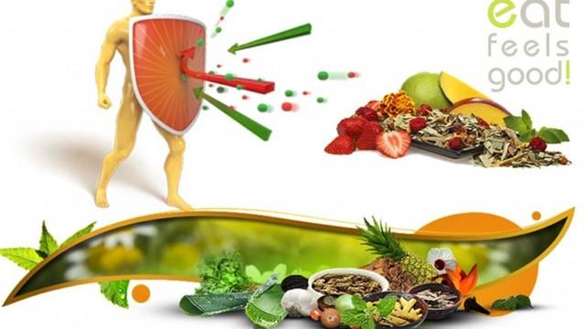 Διατροφή για την ενίσχυση του ανοσοποιητικού συστήματος