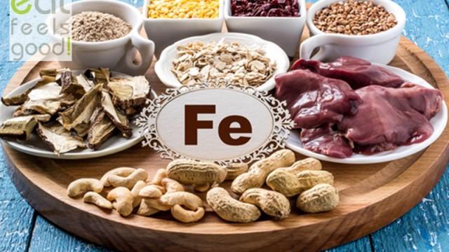 Έλλειψη σιδήρου και διατροφική αντιμετώπιση