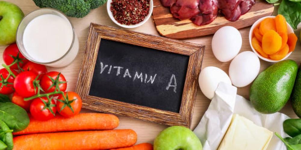 Όσα πρέπει να γνωρίζουμε για τη βιταμίνη Α