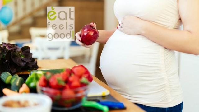 Διατροφικές συστάσεις για την εγκυμοσύνη