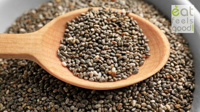 Σπόροι chia και η θρεπτική τους αξία