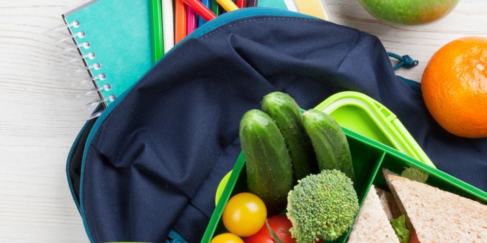 Εύκολα και υγιεινά σνακ για το σχολείο